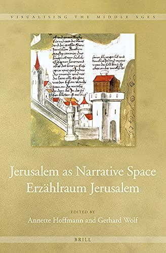 Jerusalem as Narrative Space / Erzahlraum Jerusalem (Hardback)
