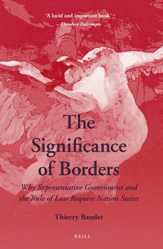 9789004228139: The Significance of Borders