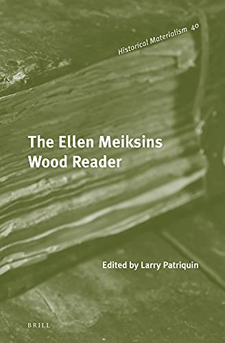 9789004230088: The Ellen Meiksins Wood Reader (Historical Materialism Books (Haymarket Books))