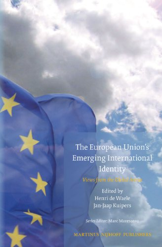 9789004230989: The European Union's Emerging International Identity (Studies in Eu External Relations)