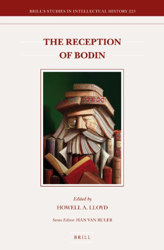 The Reception of Bodin (Brill's Studies in Intellectual History)