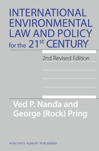 9789004242869: International Environmental Law and Policy for the 21st Century: 2nd Revised Edition