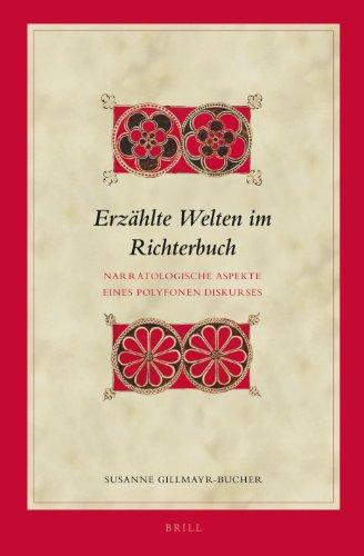 Erzahlte Welton Im Richterbuch: Gillmayr-Bucher, Susanne