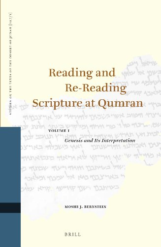 9789004244146: Reading and Re-Reading Scripture at Qumran (2 vol. set) (Studies on the Texts of the Desert of Judah)