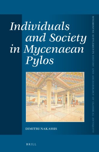 9789004244511: Individuals and Society in Mycenaean Pylos (Mnemosyne, Supplements)