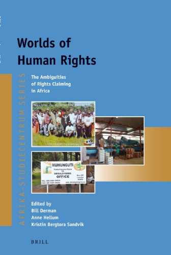 9789004246478: Worlds of Human Rights: The Ambiguities of Rights Claiming in Africa (Afrika-Studiecentrum)