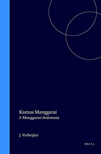 Kamus Manggarai: I: Manggarai-Indonesia (Hardback)