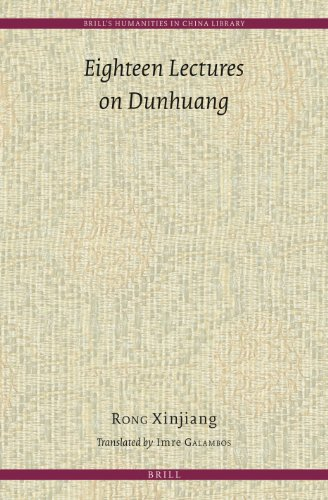 9789004250420: Eighteen Lectures on Dunhuang