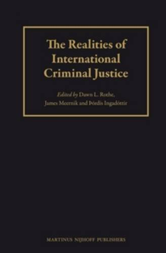 9789004251106: The Realities of the International Criminal Justice System