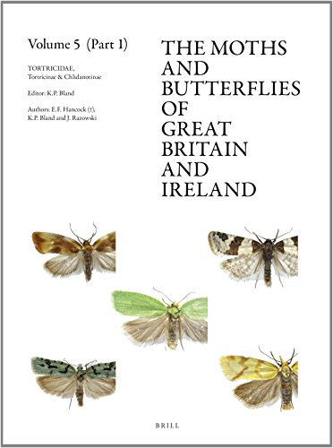 Tortricidae, Part 1: Tortricinae & Chlidanotinae (Moths and Butterflies of Great Britain and ...