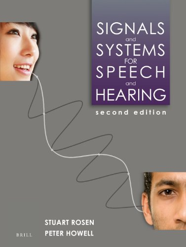 9789004252431: Signals and Systems for Speech and Hearing