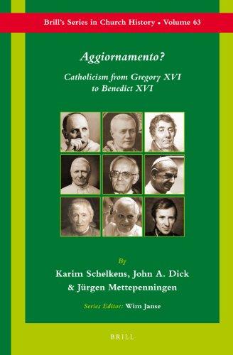 Aggiornamento?. BRILL. 2013.: KARIM SCHELKENS, JOHN