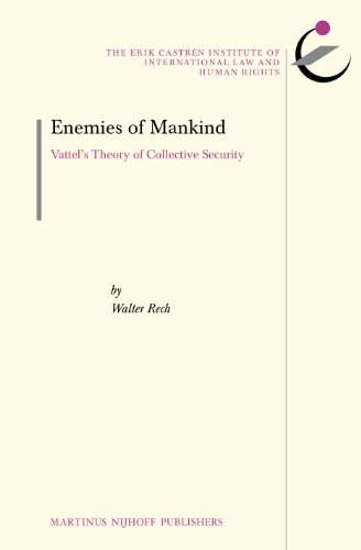 9789004254343: Enemies of Mankind (The Erik Castren Institute Monographs on International Law and Human Rights)