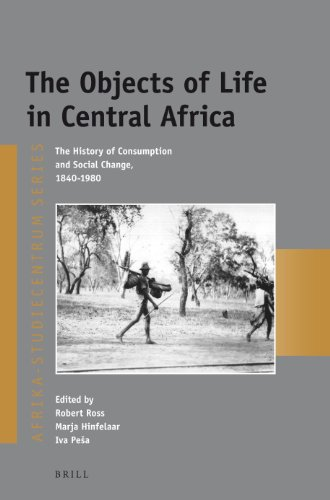 9789004254909: The Objects of Life in Central Africa (Afrika-Studiecentrum)