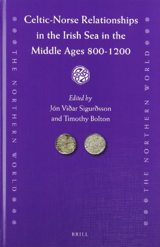 9789004255111: Celtic-Norse Relationships in the Irish Sea in the Middle Ages 800-1200 (The Northern World)