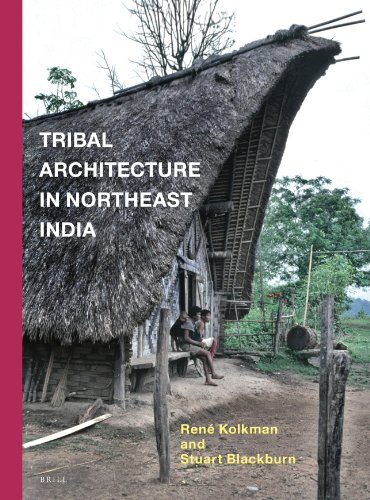9789004255968: Tribal Architecture in Northeast India