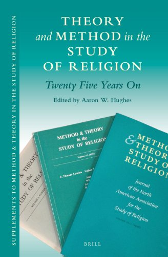 9789004256019: Theory and Method in the Study of Religion: Twenty Five Years On (Supplements to Method & Theory in the Study of Religion)