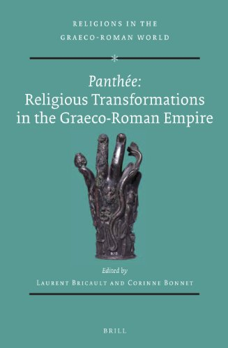 Panthée: Religious Transformations in the Graeco-Roman Empire (Religions in the Graeco-Roman Worl...