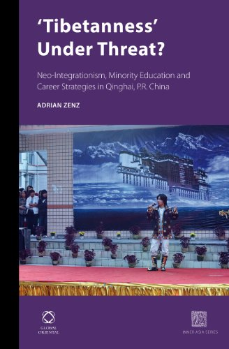 9789004257962: Tibetanness Under Threat?: Neo-Integrationism, Minority Education and Career Strategies in Qinghai, P. R. China (Inner Asia Book)