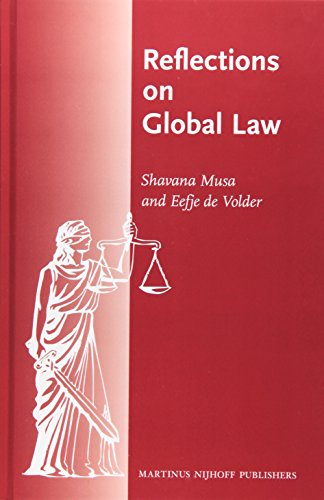 Reflections on Global Law
