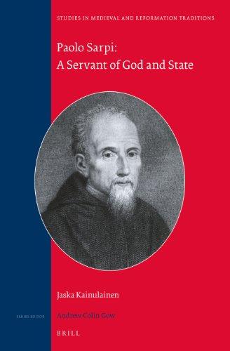 Paolo Sarpi: A Servant of God and: Kainulainen, Jaska