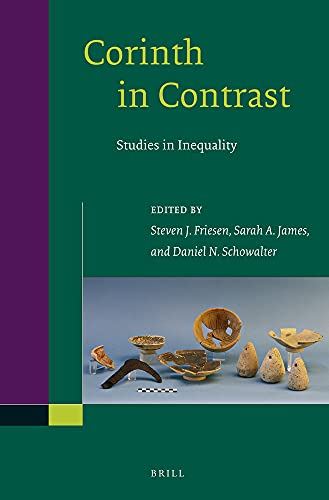 Corinth in Contrast: Studies in Inequality (Paperback)