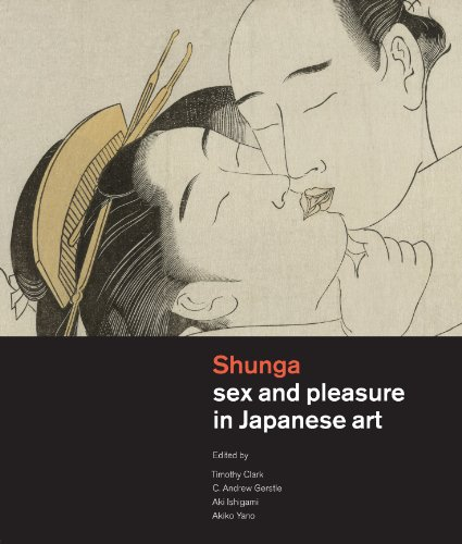 9789004263260: Shunga: Sex and Pleasure in Japanese Art