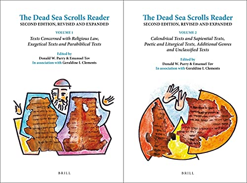 The Dead Sea Scrolls Reader, 2 Vols.: Donald W. Parry