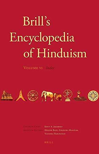 9789004265554: Brill's Encyclopedia of Hinduism: Index