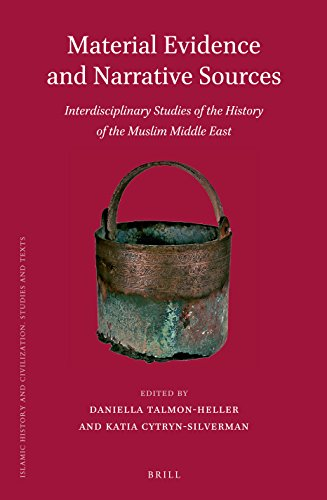 Material Evidence and Narrative Sources: Interdisciplinary Studies of the History of the Muslim ...