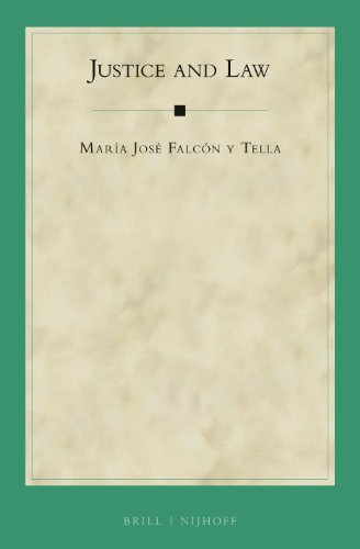 Justice and Law: Falcon Y Tella, Maria Jose