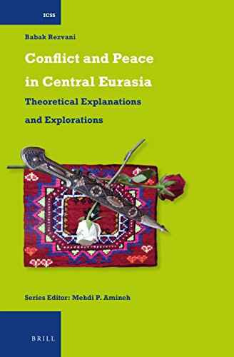 9789004276352: Conflict and Peace in Central Eurasia: Towards Explanations and Understandings (Supplements to Vetus Testamentum)