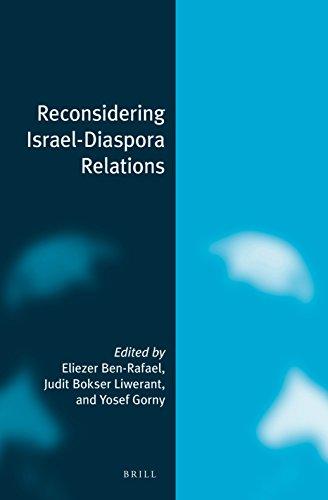 Reconsidering Israel-Diaspora Relations (Jewish Identities in a: Edited by Eliezer