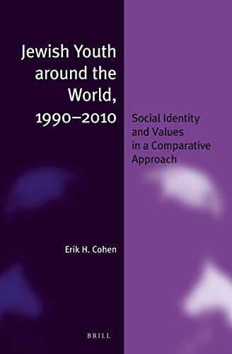 Jewish Youth Around the World, 1990-2010: Social Identity and Values in a Comparative Approach (...