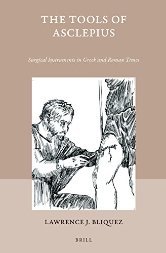 9789004279070: The Tools of Asclepius: Surgical Instruments in Greek and Roman Times (Studies in Ancient Medicine) (English and Ancient Greek Edition)