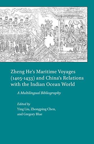 Zheng He?s Maritime Voyages (1405-1433) and China?s: Liu, Ying
