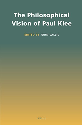 9789004280212: The Philosophical Vision of Paul Klee