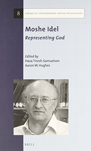 9789004280779: Moshe Idel: Representing God (Library of Contemporary Jewish Philosophers)
