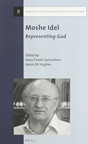 9789004280793: Moshe Idel: Representing God (Library of Contemporary Jewish Philosophers)