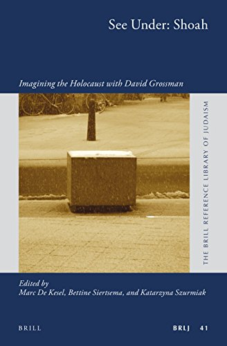 9789004280953: See Under: Shoah: Imagining the Holocaust with David Grossman (Brill Reference Library of Judaism.)