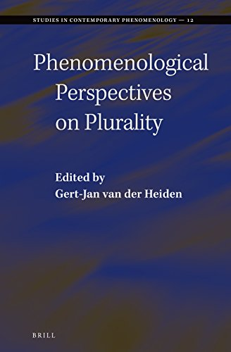 Phenomenological Perspectives on Plurality (Studies in Contemporary Phenomenology)