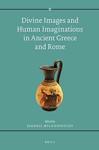 9789004283169: Divine Images and Human Imaginations in Ancient Greece and Rome (Religions in the Graeco-roman World)