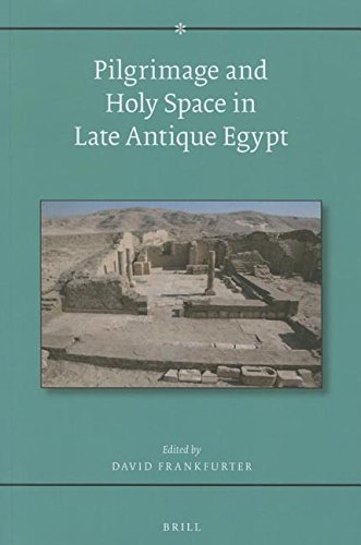 Pilgrimage and Holy Space in Late Antique Egypt (Paperback)