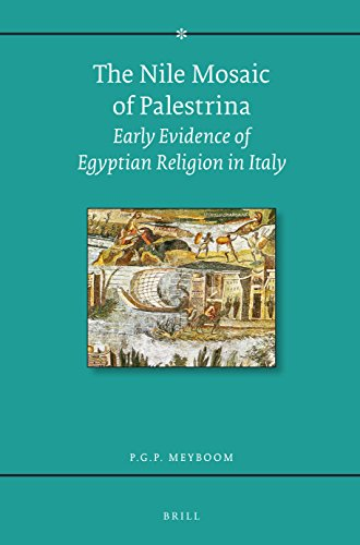 9789004283848: The Nile Mosaic of Palestrina: Early Evidence of Egyptian Religion in Italy