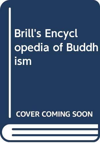 9789004284692: Brill's Encyclopedia of Buddhism (6 Vols)