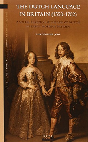 The Dutch Language in Britain (1550-1702): A: Christopher Joby