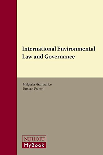9789004290136: International Environmental Law and Governance (Queen Mary Studies in International Law)