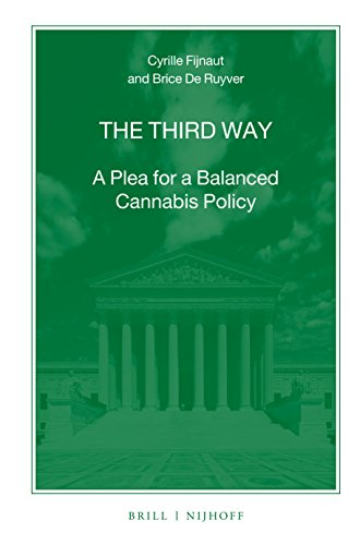 The Third Way (Nijhoff Law Specials): Brice de Ruyver; Cyrille J.C.F. Fijnaut