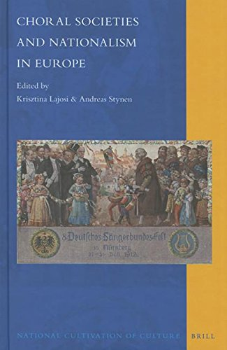 Choral Societies and Nationalism in Europe (Hardcover)