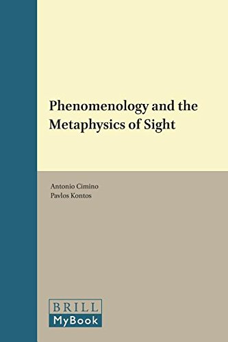 9789004301900: Phenomenology and the Metaphysics of Sight (Studies in Contemporary Phenomenology)